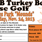 Turkey Bowl Flyer 2013