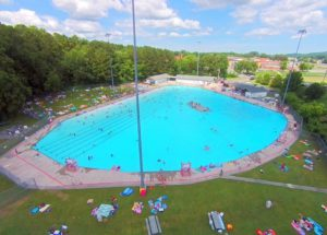 The Oak Ridge Outdoor Swimming Pool Is Located At 172 Providence Road.  Originally Constructed In 1944 By The Corps Of Engineers, The Pool  Underwent Major ...