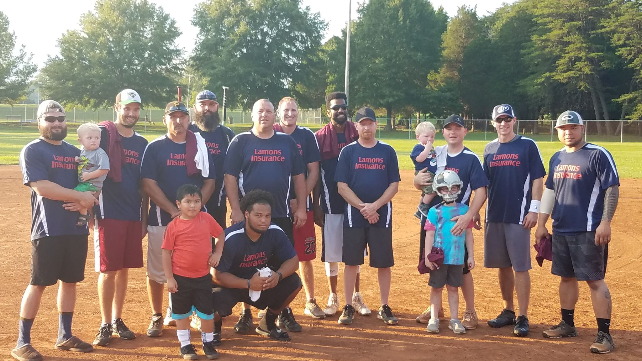 nj Adult tournament in softball
