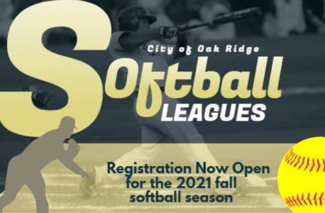 Softball Leagues Registration Now Open!