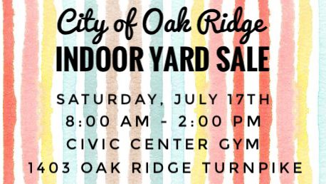 It's Time for the Indoor Yard Sale